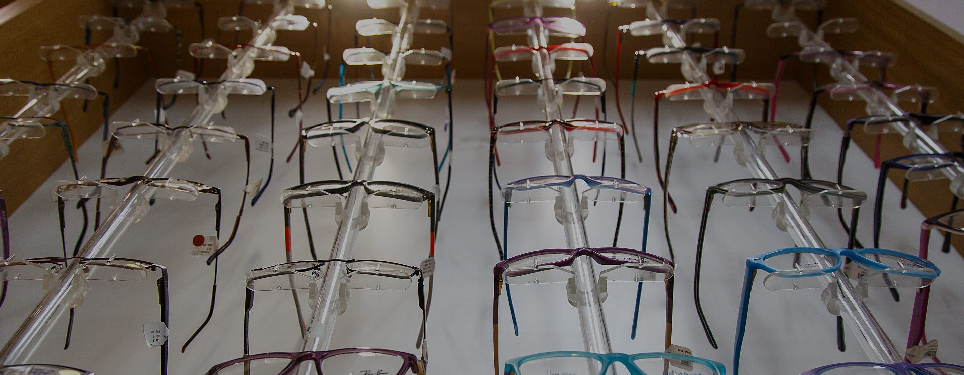 Our range of glasses